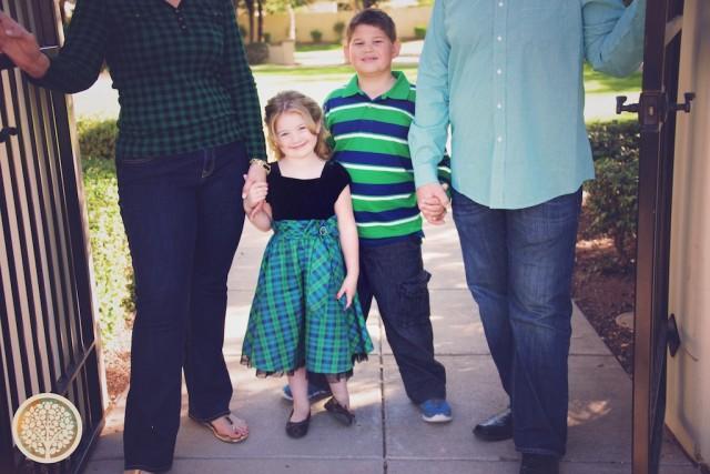 McAllister family 2014