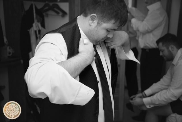 Cami and Simon's wedding