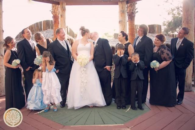 Melissa and Tim's Wedding