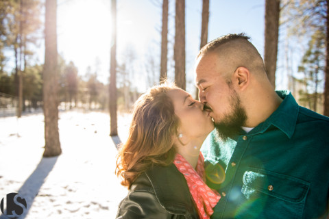 flagstaff portrait photographers | violet+jd