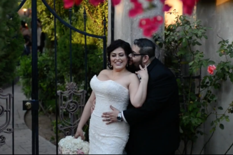 mesa wedding cinema   lucie+hector wedding trailer